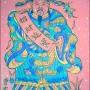 朱仙镇木版年画文财神